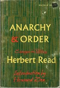 image of Anarchy & Order Essays in Politics