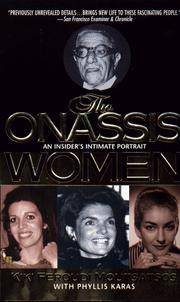 The Onassis Women : An Insider's Intimate Portrait
