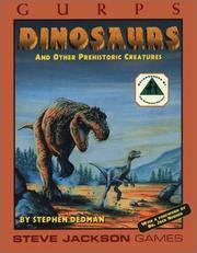 GURPS: Dinosaurs