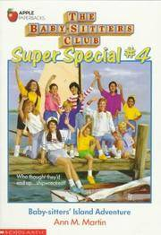 image of Baby-Sitters Island Adventure (Baby-Sitters Club Super Special, 4)