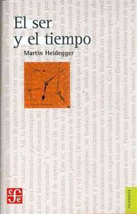 image of El ser y el tiempo (Spanish Edition)
