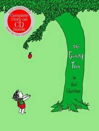 image of The Giving Tree 40th Anniversary Edition Book with CD
