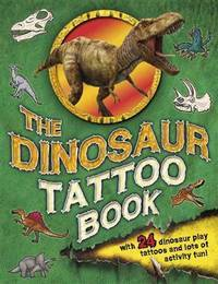 The Dinosaur Tattoo Book