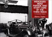 Mercedes Benz Parade and Staff Cars of the Third Reich