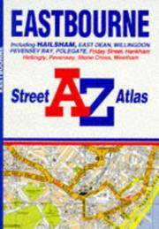 A. to Z. Eastbourne/Hailsham Street Atlas (A-Z Street Atlas S.)