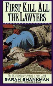 FIRST, KILL ALL THE LAWYERS : FIRST, KILL ALL THE LAWYERS