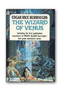 image of The Wizard of Venus and Pirate Blood (Ace Books #90191)