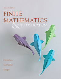 Finite Mathematics and Its Applications Plus New Mymathlab With Pearson Etext -- Access Card Package