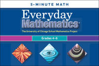 Everyday Mathematics: 5-Minute Math, Grades 4-6