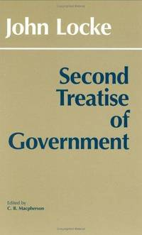 image of Second Treatise of Government (Hackett Classics)