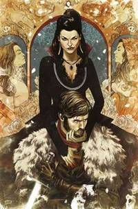 Once Upon a Time Shadow of the Queen Graphic Novel