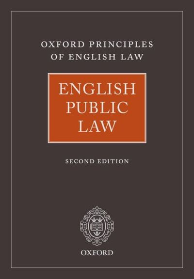 public law and legal theory working Rhetoric and the rule of law: a theory of legal  working within a formal structure and using  author formerly regius professor of public law and the law.
