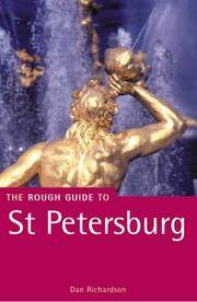 image of The Rough Guide to St. Petersburg