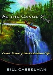 As the Canoe Tips - Comic Scenes from Canadian Life