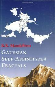 Gaussian Self-affinity And Fractals by B B MANDELBROT - Hardcover - from indianaabooks (SKU: 9780387989938OMBooks)