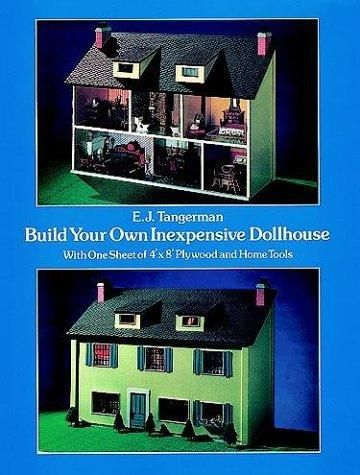 Build Your Own Inexpensive Doll House With One Sheet Of 4