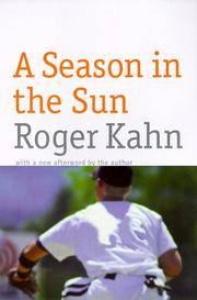 A Season in the Sun [New Afterword by Kahn]