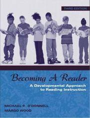 image of Becoming a Reader: A Developmental Approach to Reading Instruction (3rd Edition)
