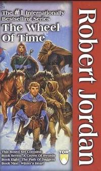 The Wheel of Time, Box Set 3: Books 7-9 (A Crown of Swords / The Path of Daggers / Winter's...