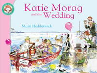 Katie Morag and the Wedding Re-issue(Chinese Edition)