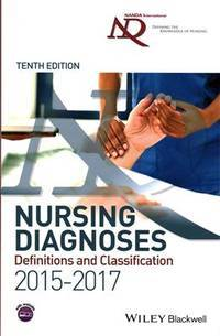 Nursing Diagnoses 2015-17: Definitions and Classification by NANDA International - Paperback - 2014-10-06 - from Universal Textbook (SKU: PART000523)