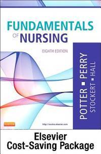 image of Fundamentals of Nursing - Text, Study Guide, and Mosby's Nursing Video Skills - Student Version DVD 4e Package, 8e