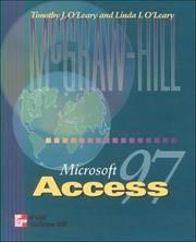 O'Leary Series: Microsoft Access 97