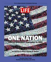 image of Life: One Nation: America Remembers September 11, 2001