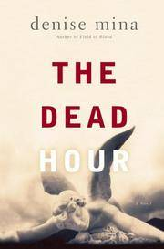 THE DEAD HOUR   SIGNED****LINED
