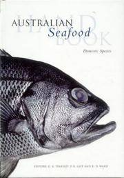 Australian Seafood Handbook An Identification Guide to Domestic Species