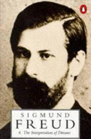 image of The Interpretation of Dreams (The Penguin Freud Library, Vol. 4)