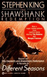 The Shawshank Redemption: Tie-In Edition by King, Stephen