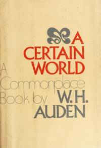 image of A Certain World: A Commonplace Book