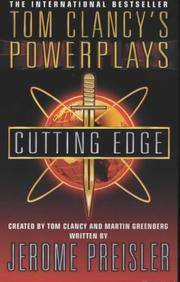 image of Cutting Edge (Tom Clancy's Power Plays, Book 6)
