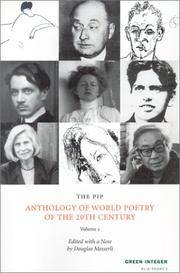PIP Anthology of World Poetry of the 20th Century, Volume 2