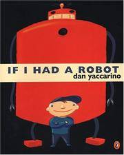 image of If I Had a Robot (Picture Puffin Books)