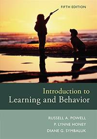 Introduction to Learning and Behavior