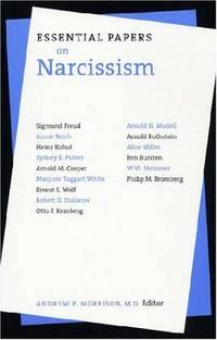 ESSENTIAL PAPERS ON NARCISSISM.