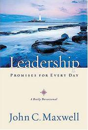 image of Leadership Promises for Every Day