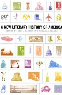 image of A New Literary History of America (Harvard University Press Reference Library)