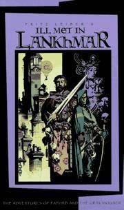 Ill Met In Lankhmar - Lankhmar Vol 1