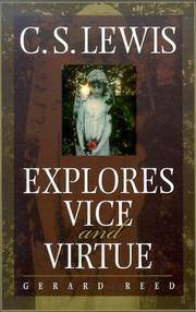 C.S. Lewis Explores Vice and Virtue by  Gerard Reed - Paperback - from Magers and Quinn Booksellers and Biblio.com