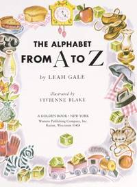 image of The Alphabet from A to Z (A Little Golden Book)