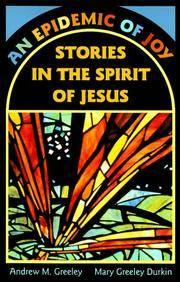 An Epidemic of Joy: Stories in the Spirit of Jesus