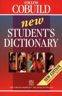 image of New Student's Dictionary