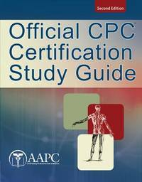 image of Official CPC Certification Study Guide