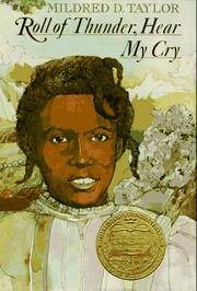 Roll of Thunder, Hear My Cry (Penguin Children's Classics) by Mildred D. Taylor; Narrator-Lynne Thigpen - 1996-02-01 - from Ergodebooks (SKU: SONG0140862943)