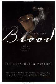 image of Communion Blood: A Novel of Saint-Germain