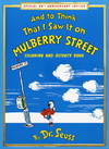 image of And to Think that I Saw It on Mulberry Street Coloring_Activity Book: Special 60th Anniversary Edition (Coloring Book)