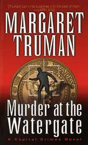 image of Murder at the Watergate (Capital Crime Mysteries)